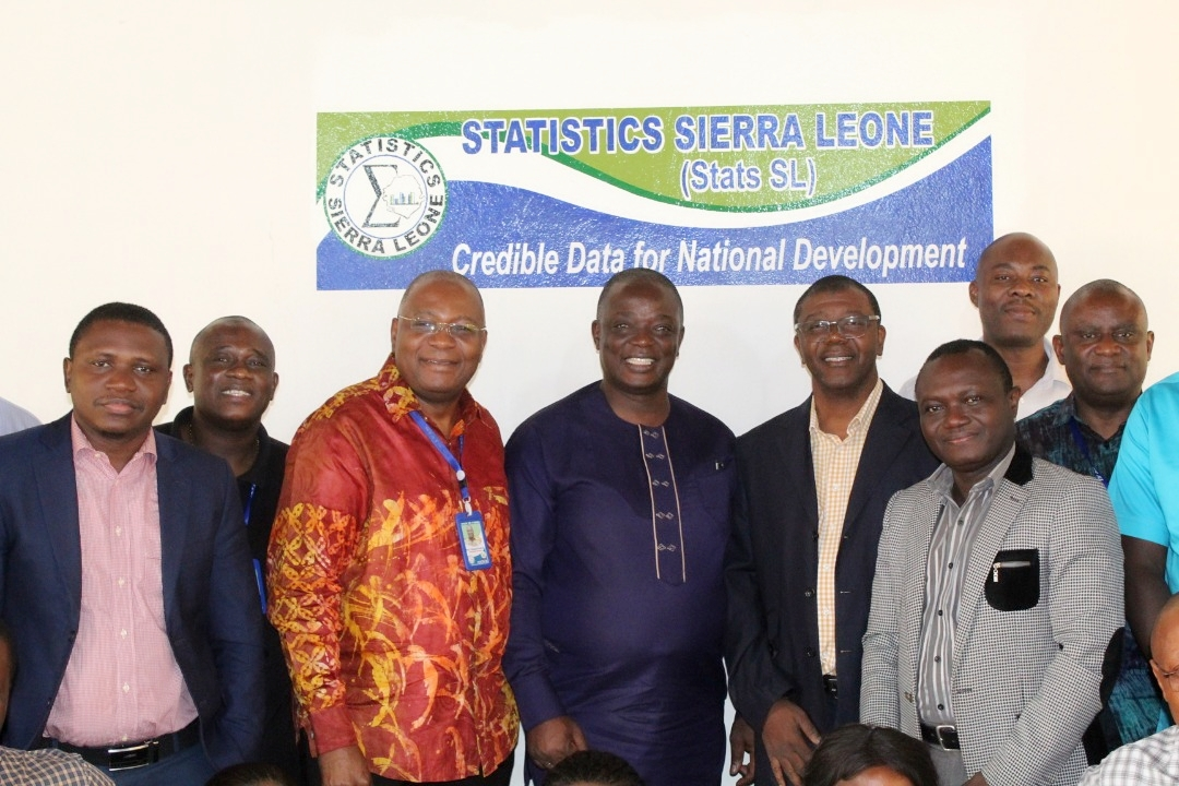 NEC ACTING BOSS & SENIOR MANAGEMENT PAY COURTESY CALL ON STATS SL