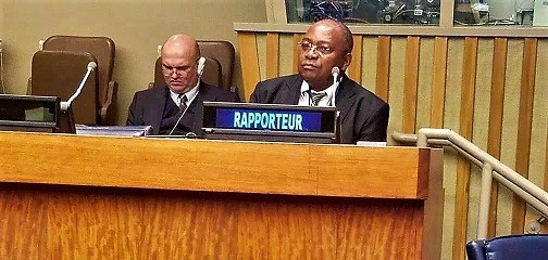 Sierra Leone's Statistician General Elected as UNSC Rapporteur