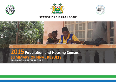 2015 population and housing census cover